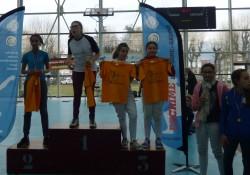 championnat del ligue filles 2015 podium